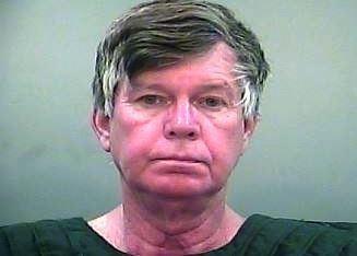 Hartselle Mayor Don Hall (Limestone County Jail)