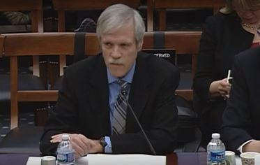 Climate expert John Christy of Huntsville testified before at a Congressional hearing on Tuesday about the Paris climate deal.