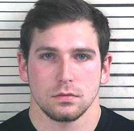 Spencer Jackson Byrd (Cullman County Jail)