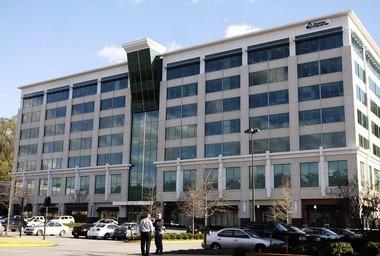 Brookwood Center building. (File)