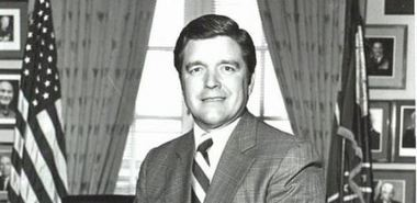 Four-term Georgia Congressman Larry McDonald was killed Sept. 1, 1983 when his plane was shot down by Soviet fighters as it was traveling from Anchorage, Alaska to Seoul, Korea. All 269 people on board died.