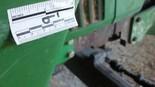 Evidence tag on Klonowski's tractor where blood was found. (cstephens@al.com)