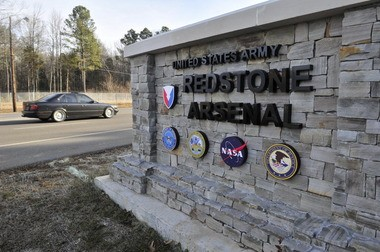 Redstone Arsenal (File photo)