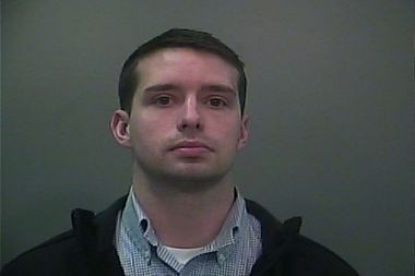 Eric Parker (Limestone County Jail)