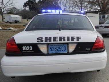 Madison County Sheriff's Department patrol car (file)
