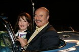 Dr. Phil McGraw with his wife Robin Photo: Paramount Television/CBS (c)2006 CBS Broadcasting Inc.