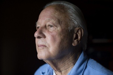 Former Louisiana Governor Edwin Edwards signed Tony Guarisco's medical marijuana bill into law in July 1978. The law sought to set up a medical marijuana research program designed to treat cancer and glaucoma patients, but the program was never established. (Photo by Shawn Weismiller)
