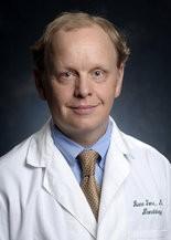 Dr. Rune Toms, medical director of the Regional Neonatal Intensive Care Unit at University of Alabama at Birmingham Hospital.
