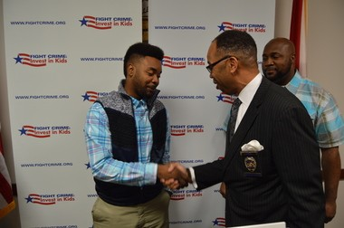 T.J., an Alabama 17-year-old, has renewed strong relationships with his parents and begun pursuing his goals with help from a nonprofit called Youth Villages. State officials aim to employ more treatment and counseling, instead of sending youth to residential facilities, to address juvenile justice issues. (Submitted photo)