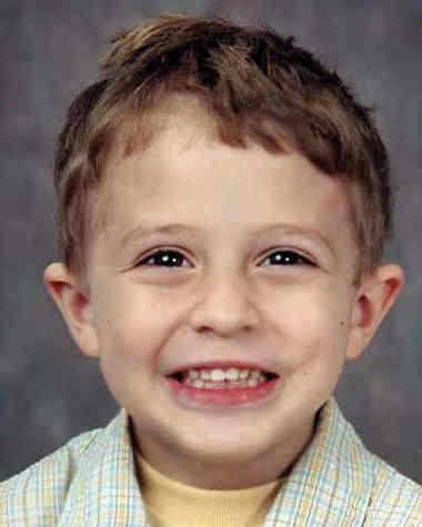 Julian Hernandez at age 5 (National Center for Missing & Exploited Children)