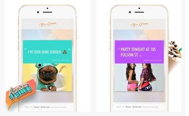 After School, an anonymous messaging app, is causing concern among parents and educators.