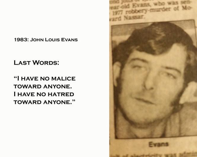 Last requests on Alabama's death row - al com