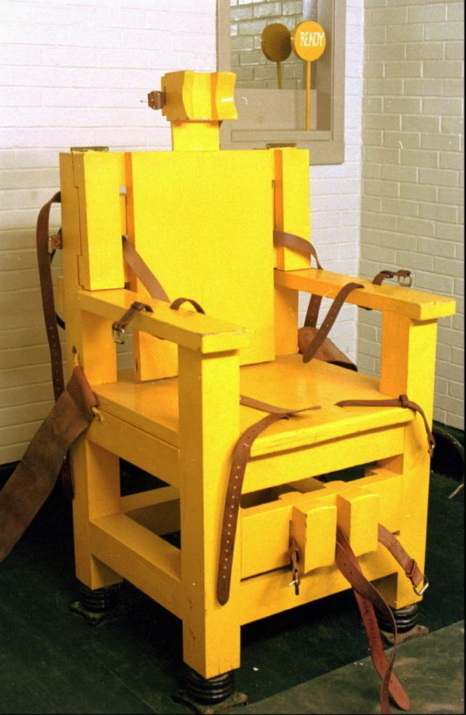 10 things to know about Alabama's electric chair, Yellow Mama - al com