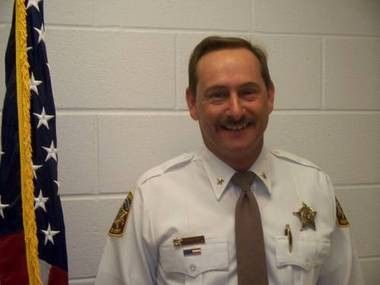 Marion County Sheriff Kevin Williams.