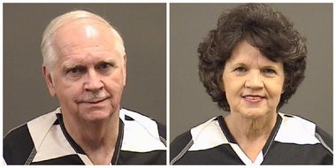 Charles and Lavern Shaw (TCSO)