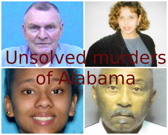 Unsolved murders of Alabama - al com
