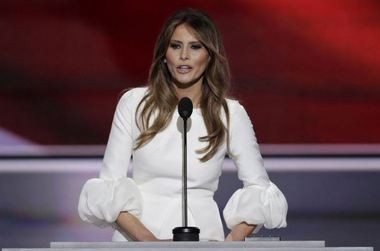 Melania Trump's $2,000 Roksanda Ilincic dress sold out minutes after she wore at Monday night's Republican National Convention.