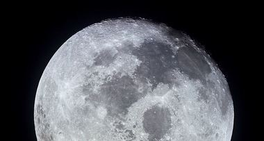 A Black Moon will be in the sky Friday night but you won't be able to see it. (Contributed photo/NASA)