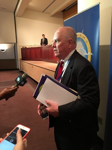 Alabama State Superintendent Michael Sentance (tcrain@al.com)