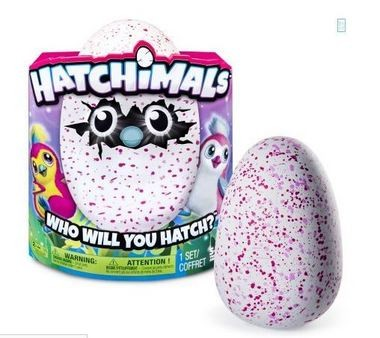 Hatchimals, this season's hottest toy, is in short supply.