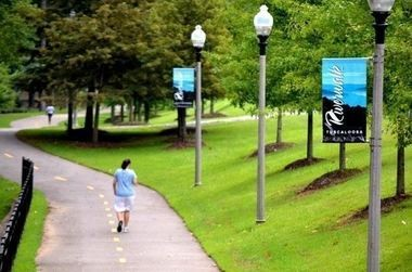 Where did Tuscaloosa rank on the list of best college towns?