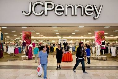 aa16eedcf JC Penney announced Friday it is closing 138 stores