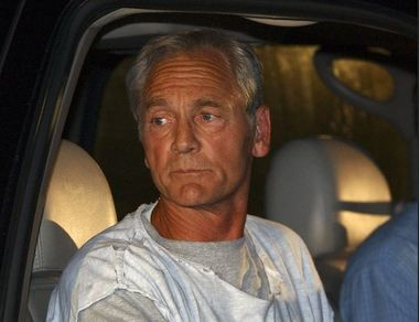 Former Alabama Gov. Don Siegelman returns to Birmingham after serving nine months in a Louisiana prison, in this 2008 photo. (AL.com file photo)