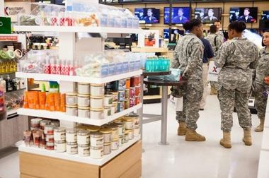Veterans will have access to online shopping at military Exchanges starting Nov. 11. (Contributed photo/U.S. Army)