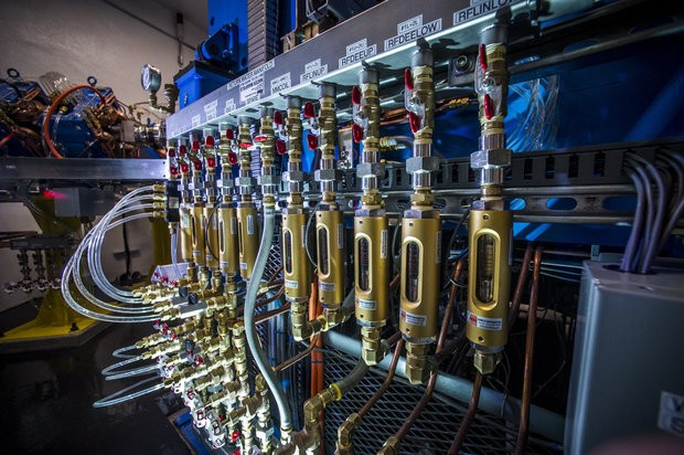 The Cyclotron at the UAB School of Medicine helps researchers track the presence of certain chemicals in the body.