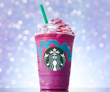 Wanted a Unicorn Frappuccino? Too bad. Almost all Starbucks are sold out. (Contributed photo/Starbucks)