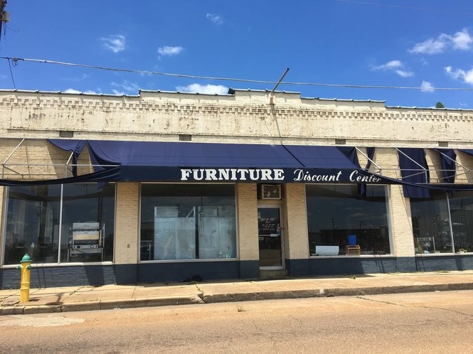 Many Aliceville businesses have closed in recent years.