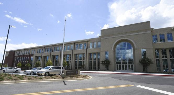 Look inside the new $72 million Auburn High School - al com