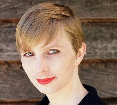Chelsea Manning (Contributed photo/Twitter)