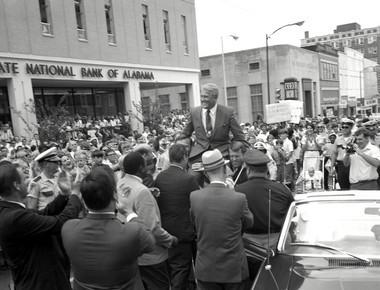 Wernher von Braun's was a celebrated rocket pioneer in Huntsville, Alabama.