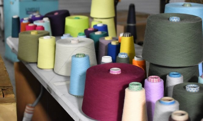 The zkano and Little River Sock Mill brands use organic cotton in bright and modern colors.