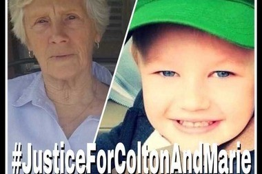A GoFundMe page has been set up for the family of Colton Lee, who was murdered, along with his grandmother, at her home in Guntersville, Ala. (GoFundMe)