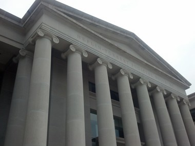 The state judicial building in Montgomery. (Mike Cason/mcason@al.com)