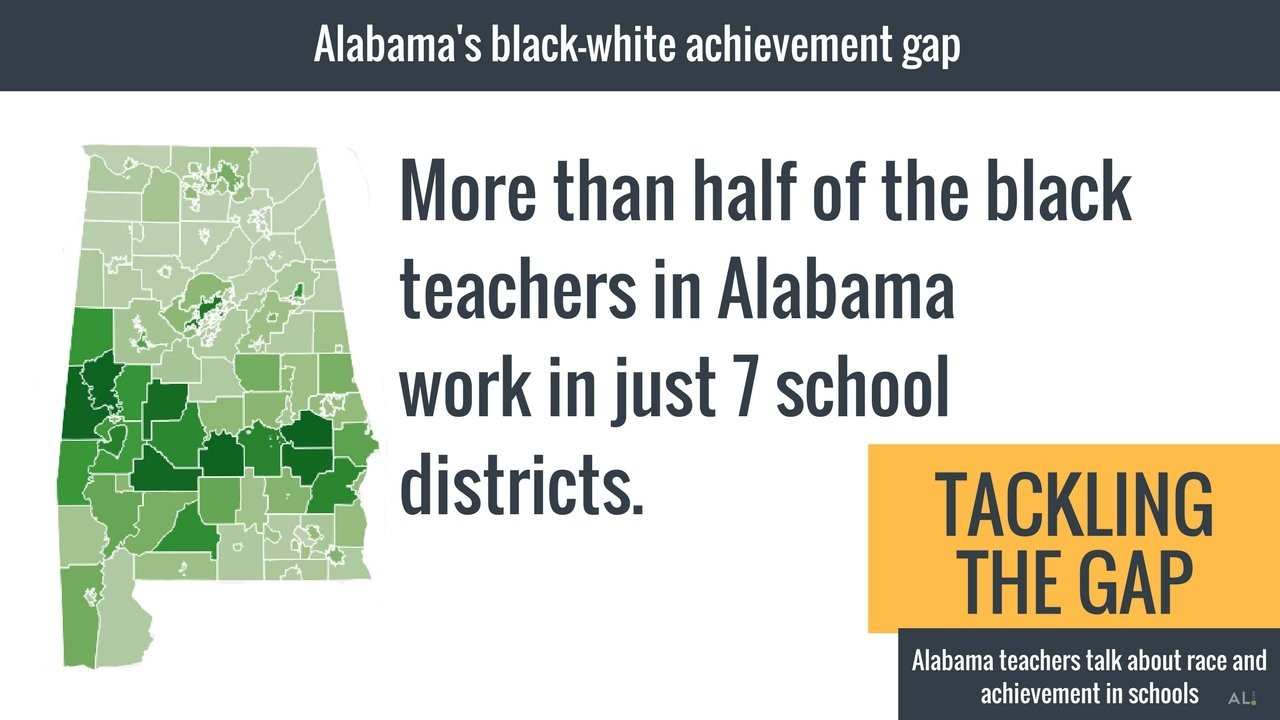 Teachers Low Expectations For Students Of Color Found To Affect >> Alabama Schools Struggle With Teacher Diversity Al Com