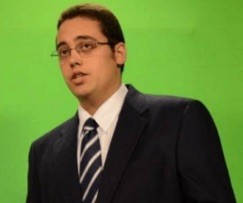 Ben Reppert is the CFO of Sunset Weather. (Courtesy of Sunset Weather)