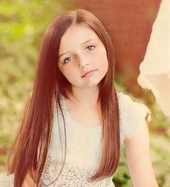 Kayleigh McClendon, 7, died Tuesday after a 6-month battle with brain cancer. (Contributed photo/Prayers for Kayleigh)