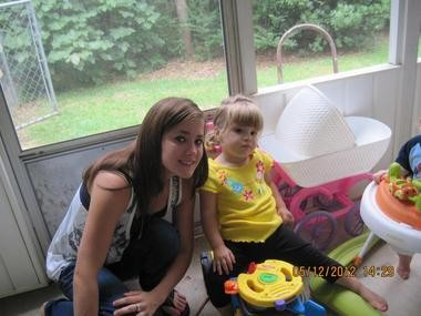 Brittney Wood is pictured with her daughter, Payton, in this 2012 photo. (Special to AL.com)