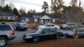Mobile County Sheriff's deputies executed a search warrant at the home of Jeremiah Hunter on the 6100 block of Magnolia Trace on the morning of Thursday, February 18, 2016.