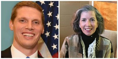 Matthew Brown, Jackie Zeigler will face one another in a GOP primary runoff election on Tuesday, April 12, 2016. The contest, which covers seven counties in South Alabama, will cost taxpayers $500,000.