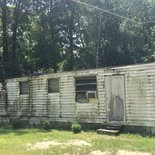 The Washington County Sheriff's Office said that 31-year-old, Cleveland Jones Gully was found deceased and tied to a tree after attempting to break in a trailer home on Spurgeon Road on Friday (July 29) night.