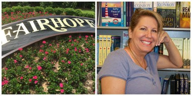 Fairhope's future will be determined by the course of the next four years. The fast-growing city saw an upheaval in the mayor's office on Aug. 23, when Karin Wilson -- owner of an independent bookstore -- became its new mayor. She takes office on Nov. 7, 2016. (John Sharp/jsharp@al.com).