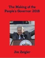 Alabama Auditor Jim Zeigler's book predicts his own victory in the 2018 gubernatorial election.