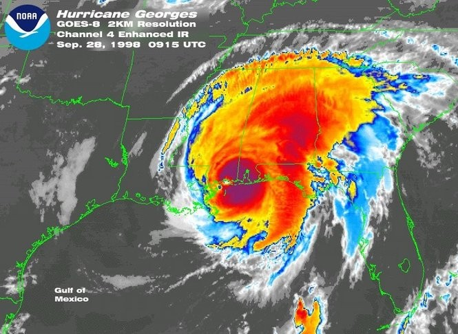 Hurricanes that Alabama may never forget - al com