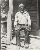 This is Cudjo Lewis, known in his native land as Kazoola. He was the last survivor of the Clotilda incident. He lived in Africatown until 1935, when he died at age 94.