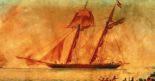 This is the Amistad. The size and layout are similar to what the Clotilda would have looked like. Both ships are two masted schooners, and both carried slaves.
