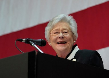 Alabama Gov. Kay Ivey must decide this week whether the state will commit around $5.3 million in funds to complement federal money to restart Amtrak rail service along the Gulf Coast. (file photo)